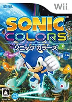 信憑 中古 ソニック カラーズ Wii 新色追加して再販 -