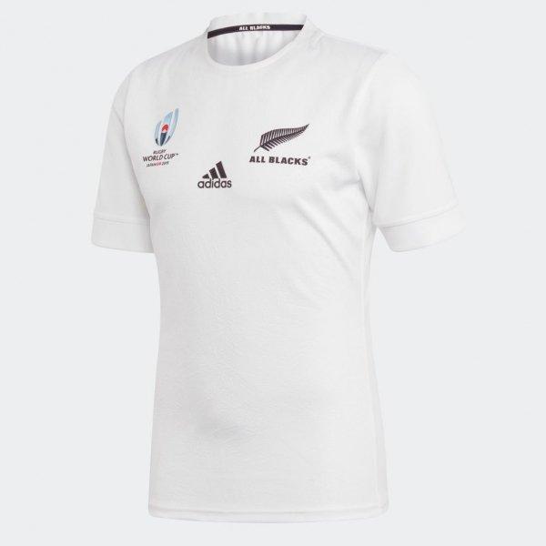ラグビー RWC 2019 ワールドカップ モデル オールブラックス ニュージーランド オルタネイト アウェイ ジャージ メンズ レディース ユニセックス 日本規格