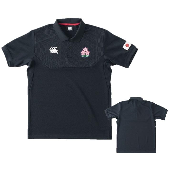 ラグビー RWC2019 日本代表 メディア ポロシャツ 公式 メンズ レディース ユニセックス RP39522J-19
