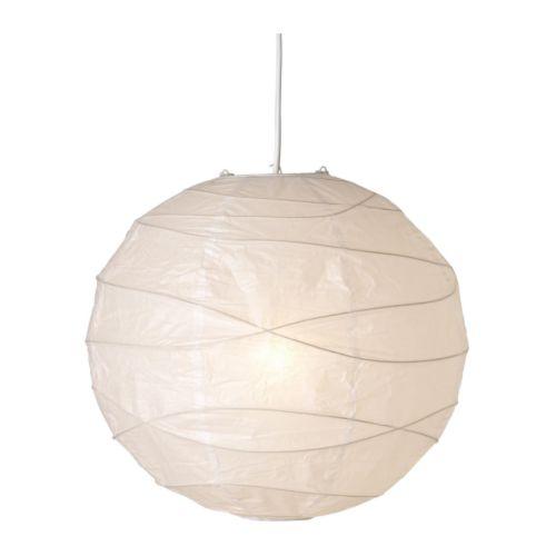IKEA購入代行 イケア照明 シェード REGOLIT 爆買い送料無料 ペンダントランプシェード 人気ショップが最安値挑戦 goodmall_ikea ホワイト