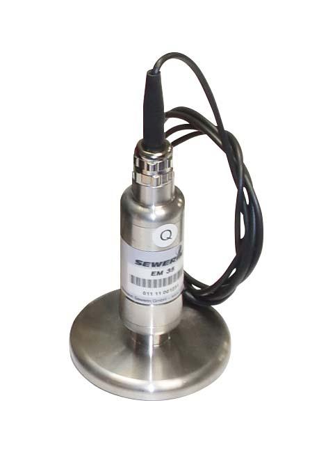 小型音聴式漏水探索機ステットフォンSDR用オプション グランドマイクEM35