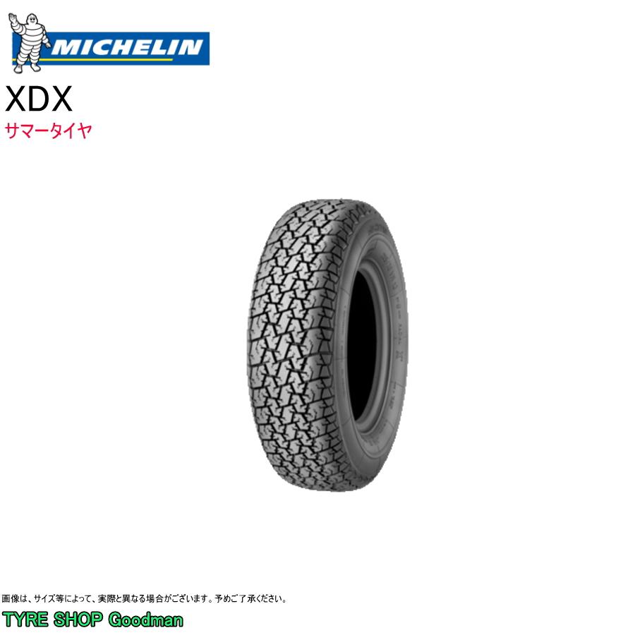 ミシュラン 205/70VR13 91V XDX サマータイヤ (クラシックタイヤ)(メーカー取寄)(要納期確認)
