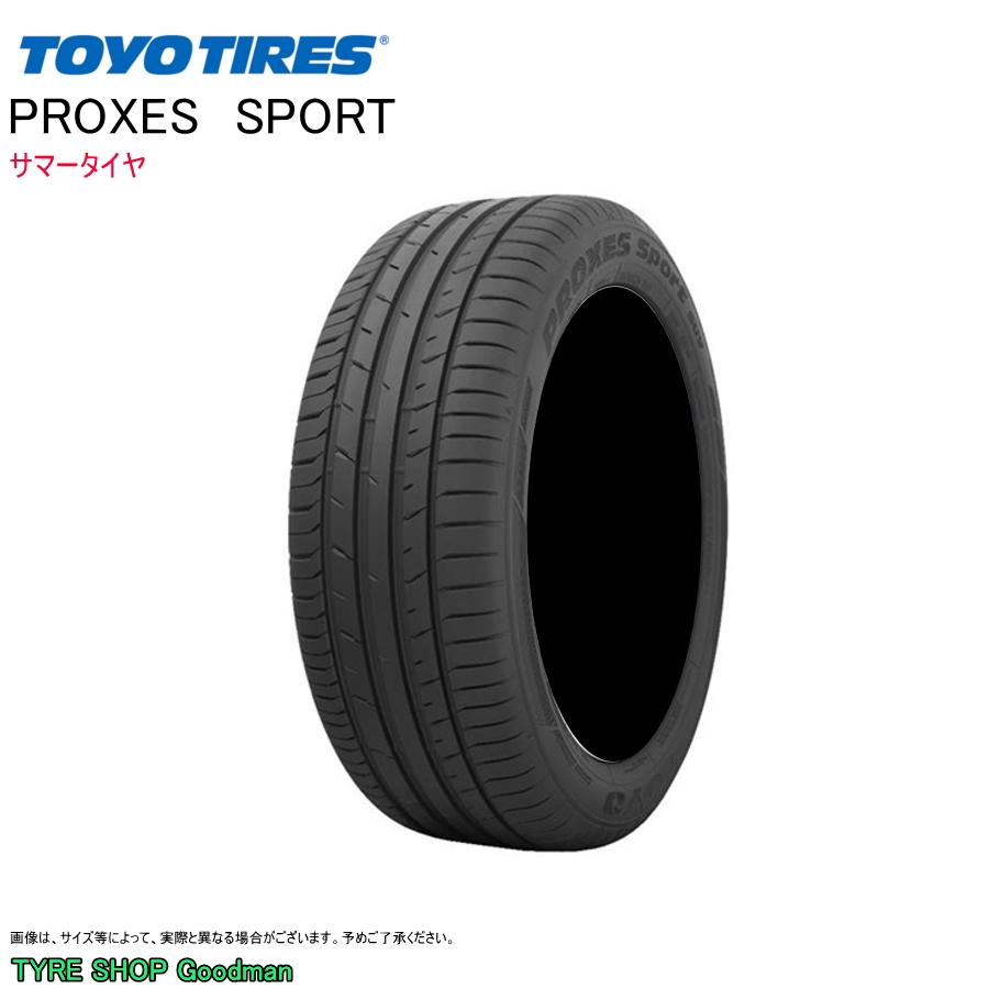 トーヨー 265/35R19 (98Y) XL プロクセス スポーツ サマータイヤ (スポーツ)(乗用車用)(19インチ)(265-35-19)