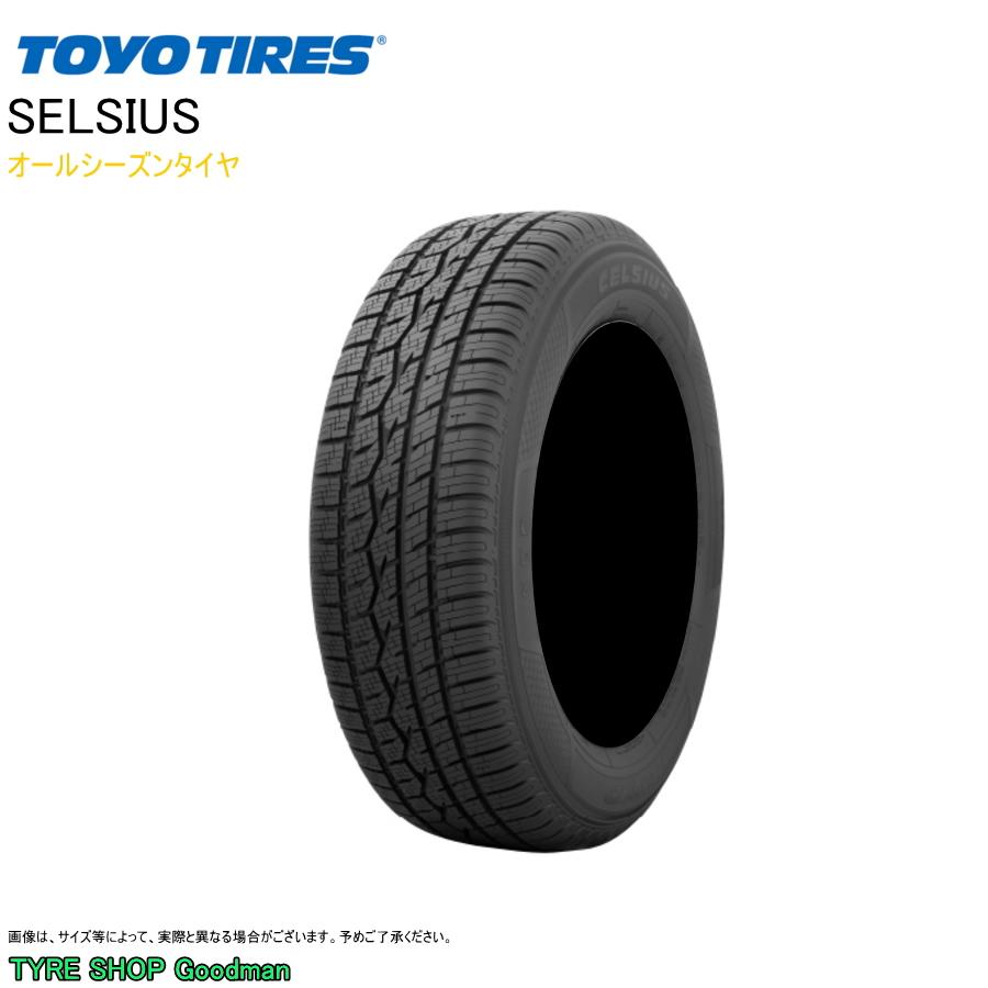 トーヨー オールシーズン 215/65R16 98H セルシアス サマータイヤ (オンロード)(4WD SUV)(16インチ)(215-65-16)