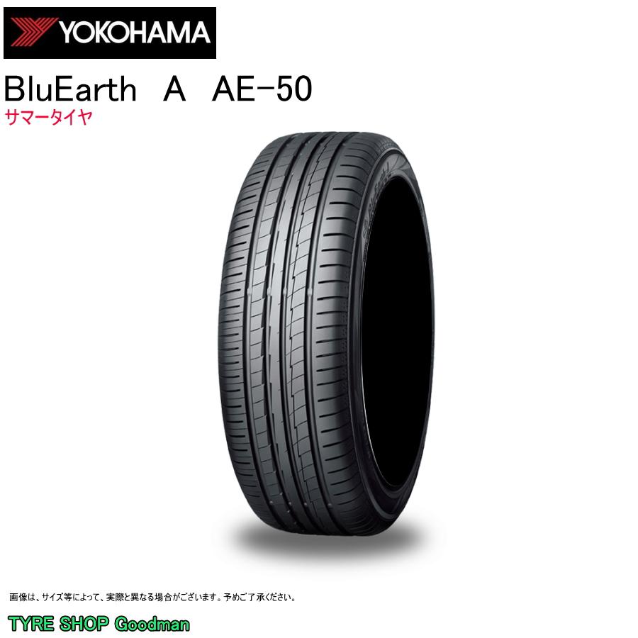 タイヤ交換可 東京 池袋 サンシャイン近く 店頭受取対応商品 夏タイヤ ヨコハマタイヤ YOKOHAMA ヨコハマ 215 お得なキャンペーンを実施中 215-60-17 60R17 96H 買物 17インチ 低燃費タイヤ エース ブルーアース A AE50 サマータイヤ