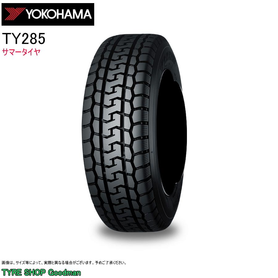ヨコハマ 175/75R15 103/101L TY285 サマータイヤ (小型トラック)(15インチ)(175-75-15-103)