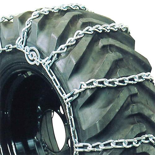 おトク HSK 北海道製鎖 割引 175BRC タイヤサイズ 17.5 サイド6×8クロス ミニホイールローダー用 65-20:軽量合金鋼製タイヤチェーン ミニショベル