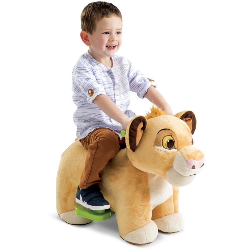 【送料無料】子供用 ぬいぐるみの乗り物 電動!お家で遊園地気分!動物乗り物