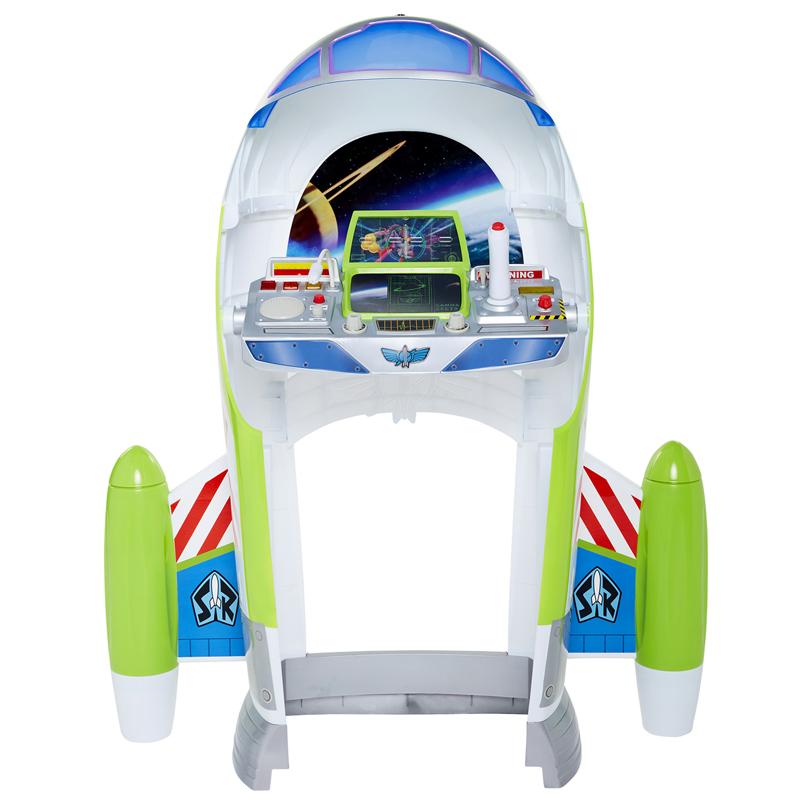 【送料無料】子供用 乗り物おもちゃ Disney トイストーリー バス スターコマンドセンター サウンド&ボイス付