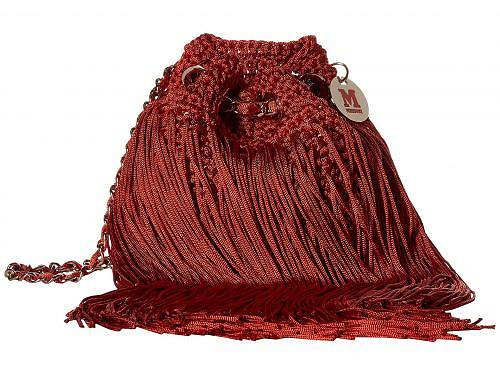 送料無料 M Missoni ミッソーニ リュック リュックサック レディース おしゃれ 女性用バッグ 鞄 バックパック M Missoni ミッソーニ Fringe Bag - Coral