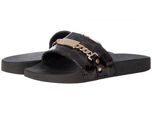 日本未発売 セール品 海外ブランドの靴 スニーカー バッグ 子供服 鞄 水着など取り扱い多数 プレゼントやお祝いにも 送料無料 べべ お気にいる Bebe Faline 日本最大級の品揃え - 靴 Grey サンダル レディース Black シューズ Leopard 女性用