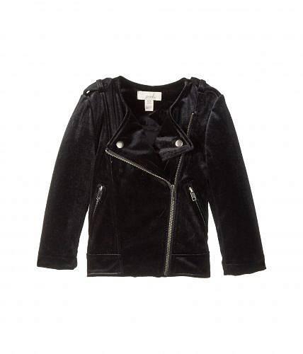 送料無料 ピーク PEEK 女の子用 子供服 アウター ジャケット ライダージャケット Moto Jacket (Toddler/Little Kids/Big Kids) - Black