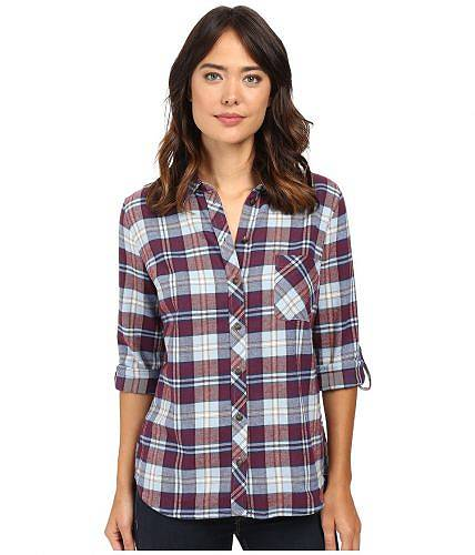 KUT from the Kloth カットフロムザクロス レディース 女性用 ファッション ボタンシャツ KUT from the Kloth カットフロムザクロス Kayla - Blue/Red