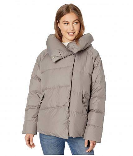 ナウ NAU レディース 女性用 ファッション アウター ジャケット コート ダウン・ウインターコート Plume Down Jacket - Sable