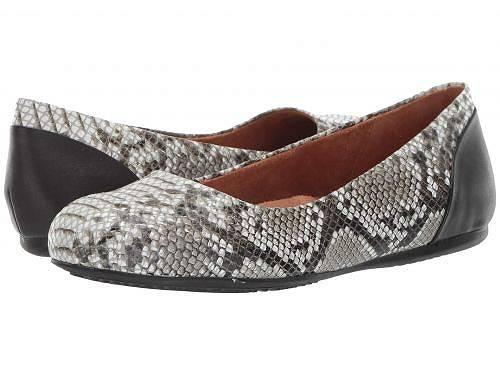 送料無料 ソフトウォーク SoftWalk レディース 女性用 シューズ 靴 フラット Sonoma - Black/Grey