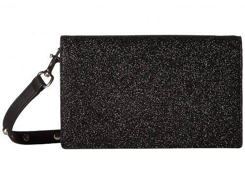 AllSaints レディース 女性用 バッグ 鞄 バックパック リュック Sid Box Bag - Shiny Black