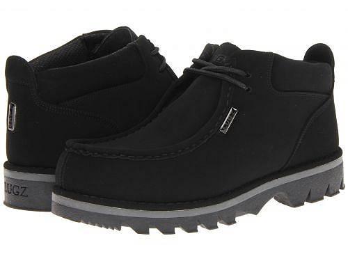 送料無料 ラグズ Lugz メンズ 男性用 シューズ 靴 オックスフォード 紳士靴 通勤靴 Fringe - Black