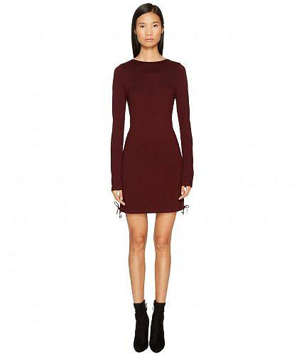 送料無料 マックキュー McQ レディース ドレス パーティドレス Eyelet Mini Dress - Port