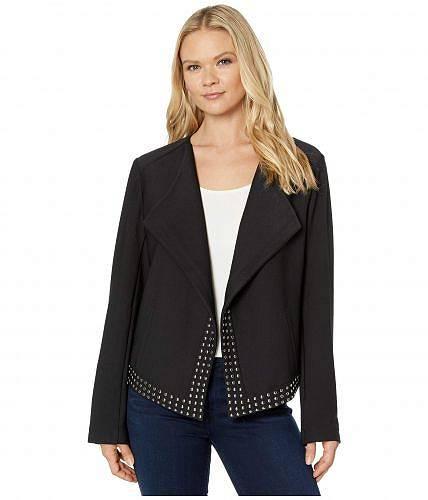 リセ Lysse レディース 女性用 ファッション アウター ジャケット コート ブレザー Studded Graham Jacket - Black