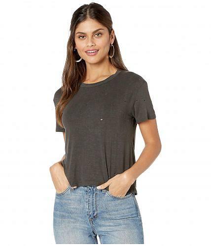 Body Language レディース 女性用 ファッション アクティブシャツ Xen Tee - Black