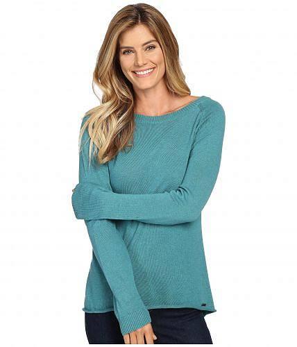 送料無料 プラナ Prana レディース セーター Natalia Sweater - Harbor Blue