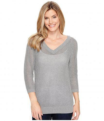送料無料 ロール Lole レディース セーター Mable Sweater - Medium Grey Heather
