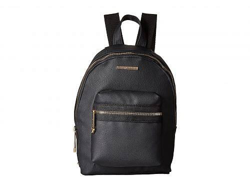 送料無料 ランペイジ Rampage レディース 女性用 バッグ 鞄 バックパック リュック リュックサック Mini Backpack in PU - Black