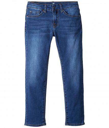 セブンフォーオールマンカインド 7 For All Mankind Kids 男の子用 ファッション 子供服 ジーンズ デニム Slimmy Jeans in Bristol (Little Kids/Big Kids) - Bristol
