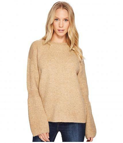 送料無料 ブランクエヌワイシー Blank NYC レディース セーター Camel Sweater in Atomic Tan - Atomic Tan