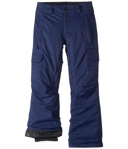 ヴォルコム Volcom Kids 男の子用 ファッション 子供服 スノーパンツ Cargo Insulated Pants (Little Kids/Big Kids) - Navy