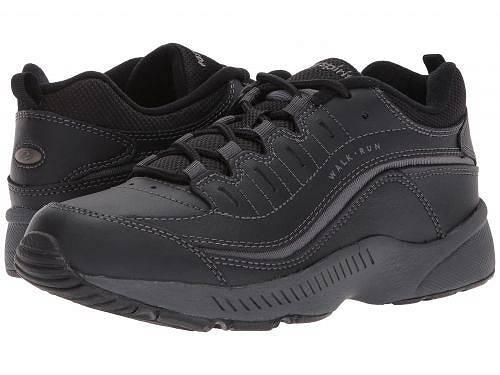 イージースピリット Easy Spirit レディース 女性用 シューズ 靴 スニーカー 運動靴 Roadrun - Black Multi