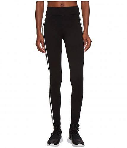 送料無料 ノカオイ NO KA'OI レディース 女性用 ファッション パンツ ズボン Kaua Kala Leggings - Black/White/Silver