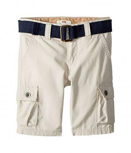 送料無料 リーバイス Levi's(R) Kids 男の子用 子供服 ショートパンツ 短パン Westwood Cargo Shorts (Toddler) - Moonbeam