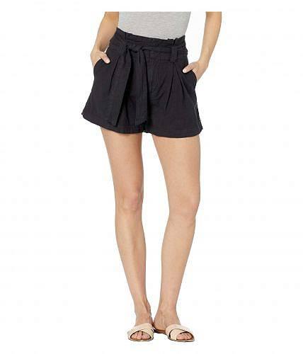 送料無料 フリーピープル Free People レディース 女性用 ファッション ショートパンツ 短パン Everywhere You Go Shorts - Black
