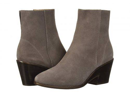 Gentle Souls by Kenneth Cole レディース 女性用 シューズ 靴 ブーツ アンクルブーツ ショート Blaise Wedge Bootie - Concrete Suede