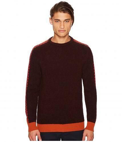 ミッソーニ Missoni メンズ 男性用 ファッション セーター Intarsia Sweater - Burgundy