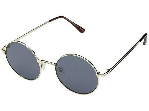 THOMAS JAMES LA by PERVERSE Sunglasses メガネ 眼鏡 サングラス John - Gold/Gray