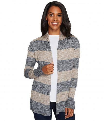 送料無料 アヴェンチュラクロージング Aventura Clothing レディース セーター Corinne Sweater - Black/Brindle Stripe
