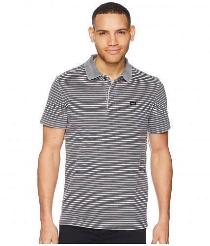 グローブ Globe メンズ 男性用 ファッション ポロシャツ Danger Polo - Lead Stripe
