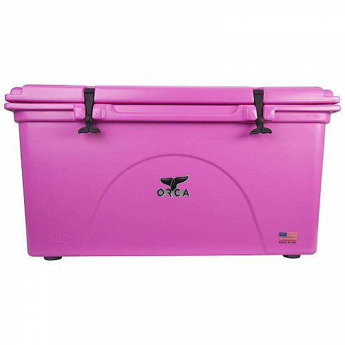 Orca Coolers ORCA 140-Quart Hard Sided Classic Cooler Pink アウトドア 釣り クーラーボックス【送料無料】【代引不可】【不可】