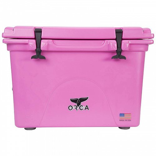 Orca Coolers Orca Hard Sided 58-Quart Classic Cooler Pink アウトドア 釣り クーラーボックス【送料無料】【代引不可】【不可】