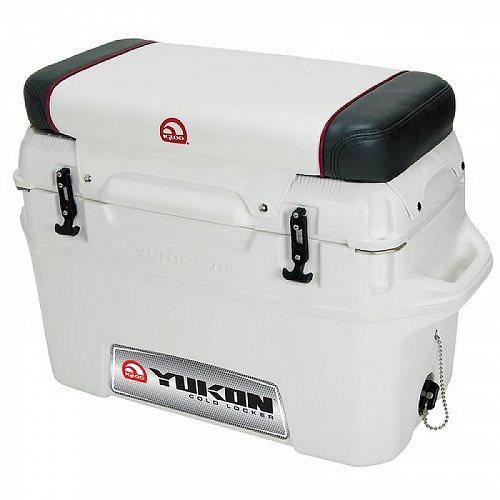 Igloo Yukon 70-Quart Cooler White アウトドア 釣り クーラーボックス【送料無料】【代引不可】【不可】