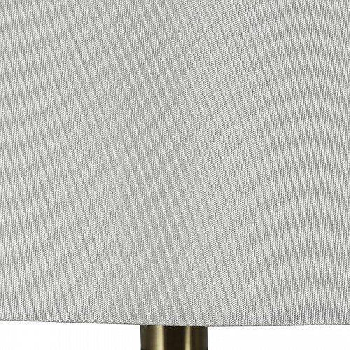 Table Lamp Ceramic テーブルライト Therapy Decor 照明器具 Lorren Ivory アメリカ【送料無料】【代引不可】【あす楽不可】
