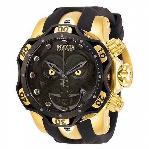 Invicta インヴィクタ 30063 メンズ用 DC Comics Quartz Chronograph Black, Gold & Dark Grey Dial ウォッチ 腕時計 腕時計【送料無料】【代引不可】【不可】