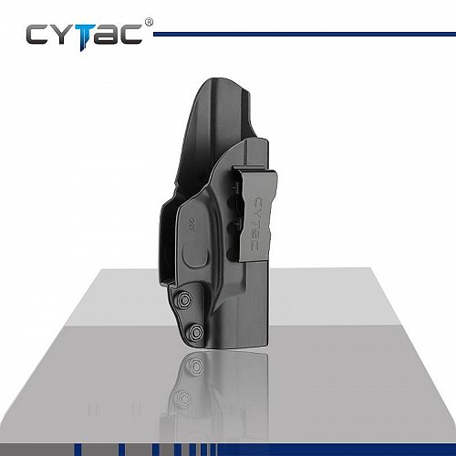 CYTAC Inside the Waistband HolsterGun Concealed Carry IWB Holw8OXkn0P