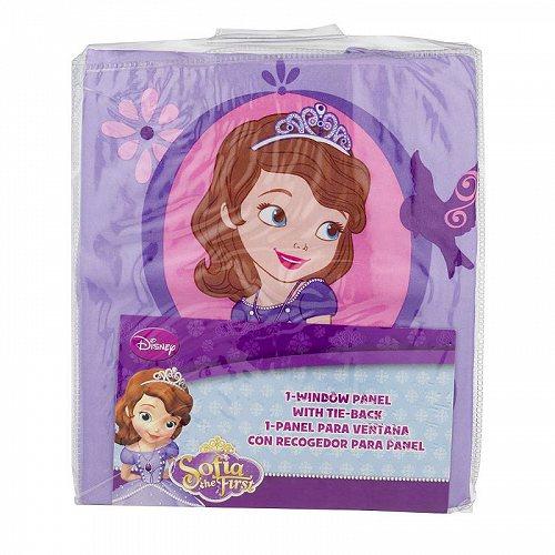 お祝いやプレゼントにも Disney ディズニー ソフィア お姫様 女の子用 買取 Bedroom あす楽不可 代引不可 送料無料 Curtain 完全送料無料 カーテン Panel 子供部屋