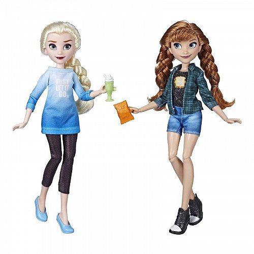 Disney Princess ディズニープリンセス Ralph Breaks the Internet Movie Dolls エルサxアナ ディズニープリンセス 人形【送料無料】【代引不可】【不可】