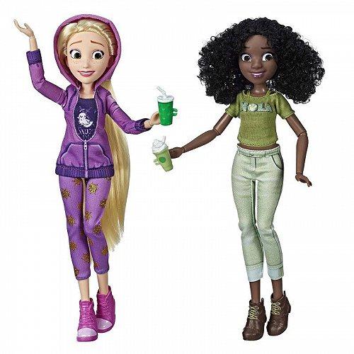 Disney Princess ディズニープリンセス Ralph Breaks the Internet Dolls ラプンツェルxティアナ ディズニープリンセス 人形【送料無料】【代引不可】【あす楽不可】