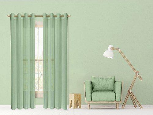 お祝いやプレゼントにも Dainty Home Malibu Window Curtain 人気の製品 安心と信頼 2 Set of 84 Panel