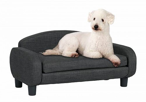 Paws and Purrs Paws & Purrs Modern Pet Sofa 31.5 ペット ベッド・ソファー
